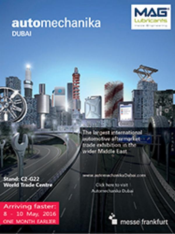 Automechanika Dubai 2016